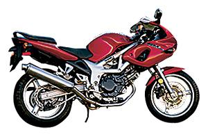Picture of Suzuki SV650A