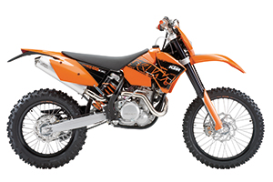 Picture of KTM 250 EXC
