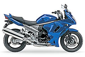 Picture of Suzuki GSF1250
