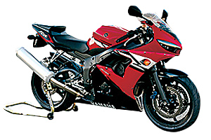 Picture of Yamaha YZFR6