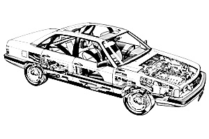 Picture of Audi 5000