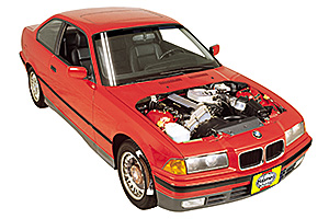Picture of BMW 318i Convertible