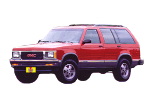 Picture of GMC Jimmy