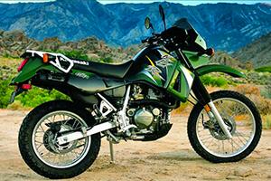 Picture of Kawasaki KLR650