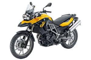 Picture of BMW F650GS Twin