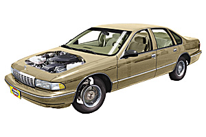 Picture of Chevrolet Caprice