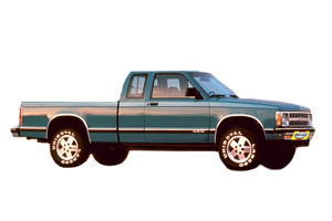 Picture of Chevrolet S-10 Pick-up