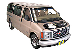 Picture of Chevrolet Express 2500