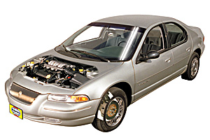 Picture of Chrysler Cirrus 1995-2000