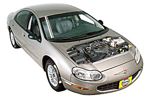 Picture of Chrysler 300M 1999-2004