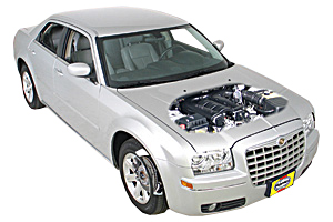 Picture of Chrysler 300 2005-2010