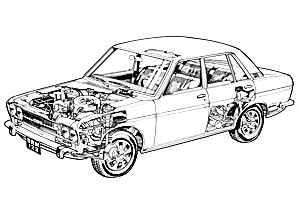Picture of Datsun PL521