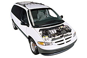 Picture of Chrysler Voyager 2000-2002