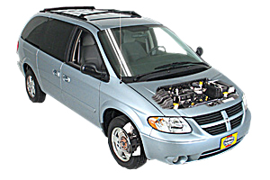 Picture of Chrysler Voyager 2003-2007