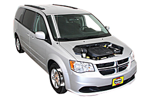 Picture of Chrysler Town & Country 2008-2018
