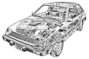 Picture of Dodge Colt