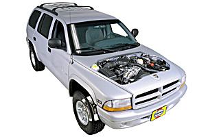 Picture of Dodge Durango 1998-1999