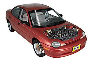 Picture of Dodge Neon 1995-1999