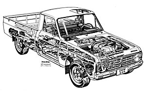 Picture of Ford Courier