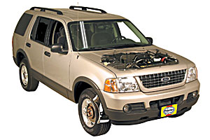 Picture of Mercury Mountaineer