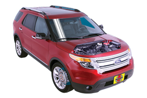 Picture of Ford Explorer