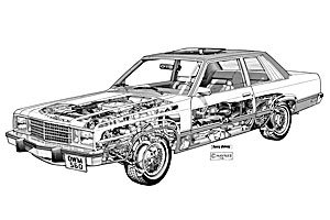 Picture of Ford Fairmont