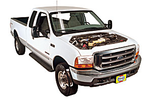 Picture of Ford Excursion