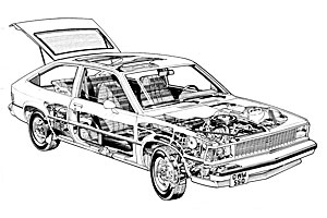Picture of Oldsmobile Omega