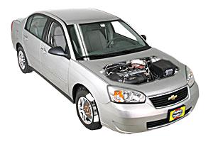 Picture of Chevrolet Malibu