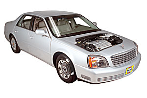 Picture of Cadillac DTS