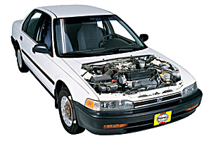 [TBQL_4184]  Accord | Haynes Manuals | 1992 Honda Accord Lx Engine Schematics |  | Accord | Haynes Manuals