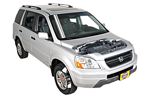 Picture of Honda Pilot