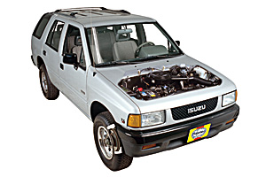 Picture of Honda Passport