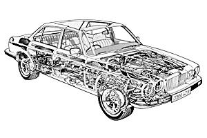 Picture of Jaguar XJ12