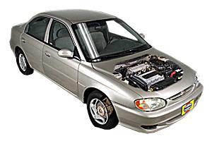 Picture of Kia Sephia