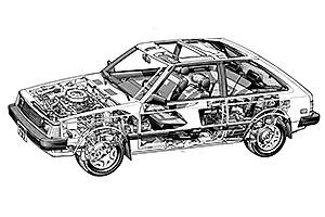 Picture of Mazda GLC