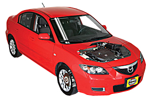 Picture of Mazda 3 2004-2011