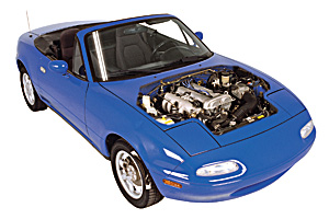 Picture of Mazda MX-5 Miata 1990-2014