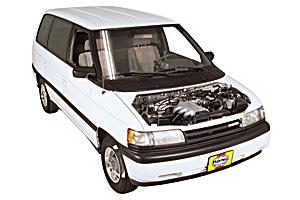 Picture of Mazda MPV 1989-1998