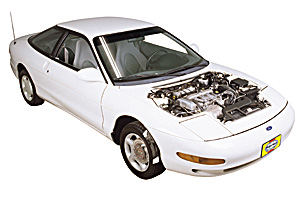 Picture of Mazda 626 1993-2002