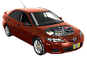 Picture of Mazda 6 2003-2013
