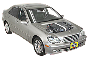 Picture of Mercedes-Benz C320
