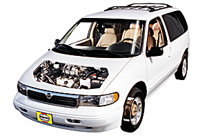 Picture of Nissan Quest