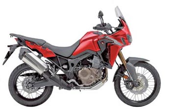 Picture of Honda Motorcycle CRF1000L