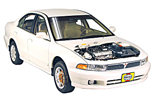 Picture of Mitsubishi Galant