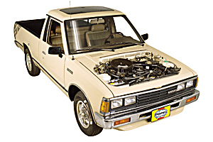 Picture of Nissan 720