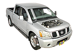 Picture of Nissan Armada