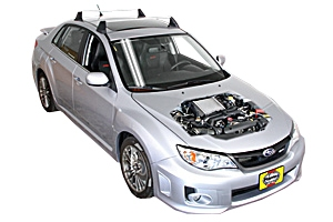 Picture of Subaru Impreza GT