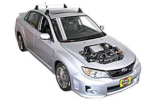 Picture of Subaru Impreza Outback