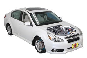 Picture of Subaru Legacy